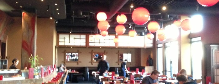 RA Sushi Bar Restaurant is one of California OC.