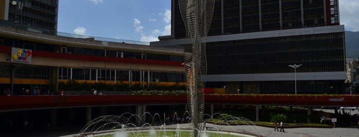 Plazas de Caracas