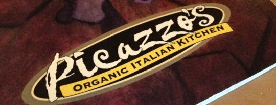 Picazzo's Organic Italian Kitchen is one of Nurcan 님이 저장한 장소.