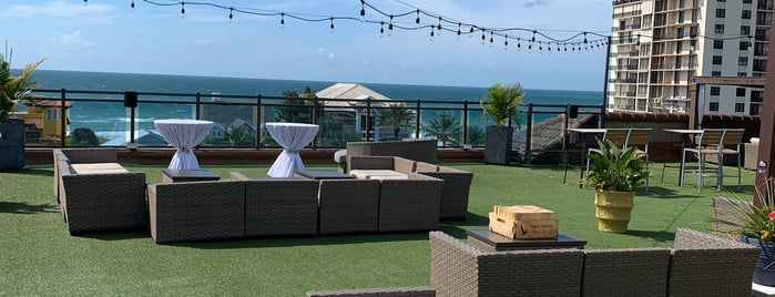 ROOFTOP at Hotel Zamora is one of Other Florida.