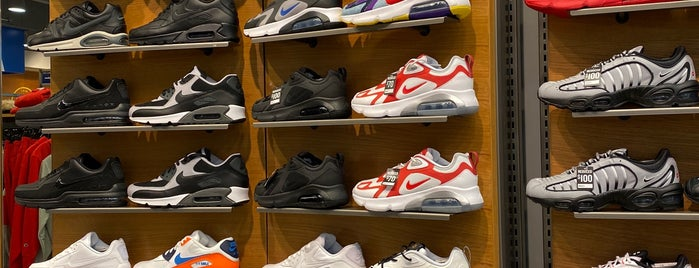 Finish Line Shoe Store is one of Favorite Places to visit!.