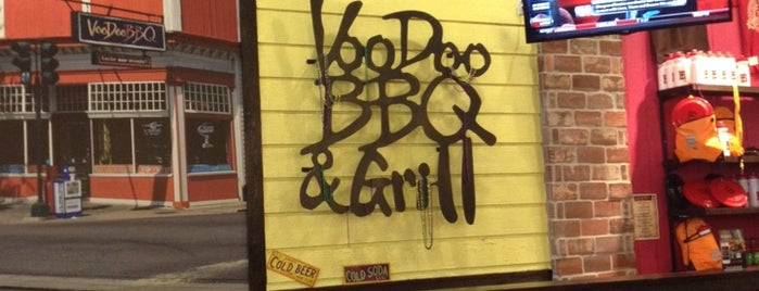 VooDoo BBQ & Grill is one of Culinary Parters.