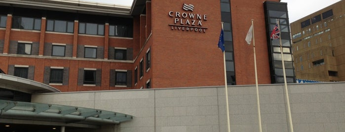 Crowne Plaza is one of Celal 님이 좋아한 장소.