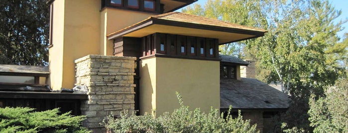 Taliesin is one of Architecture.