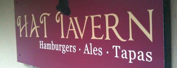 The HAT Tavern is one of Craft Beer.