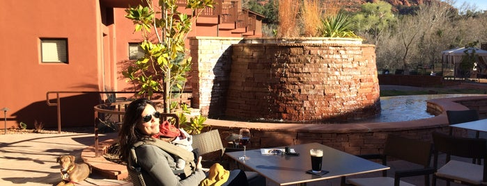 Hundred Rox Restaurant at Amara Resort & Spa is one of AZ.
