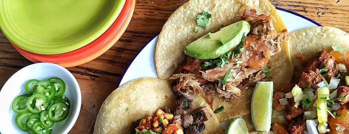 Tallboy Taco is one of Chicago Service Industry Discounts.