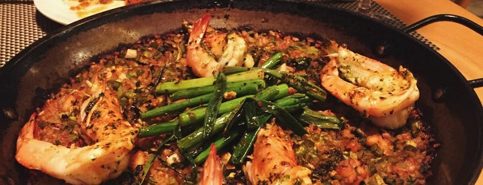 TAPAS Gourmet is one of Lugares guardados de Jae Eun.