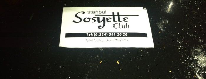 Stanbul Sosyette Club is one of Gespeicherte Orte von Nurçin.