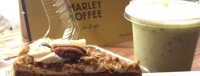 Marley Coffee is one of Mexico.