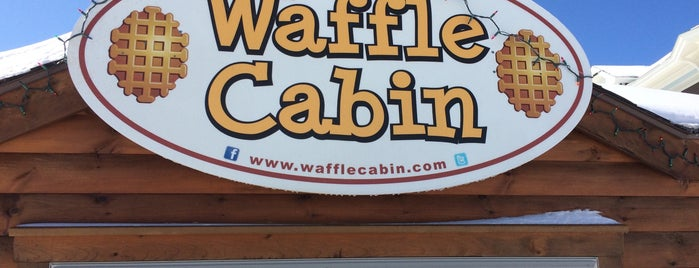 Waffle Cabin is one of Ski trips.