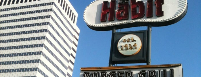 The Habit Burger Grill is one of Los Angeles.