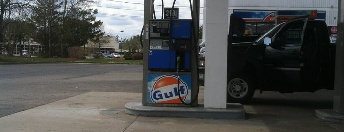 Gulf Express is one of Lugares favoritos de Gregg.