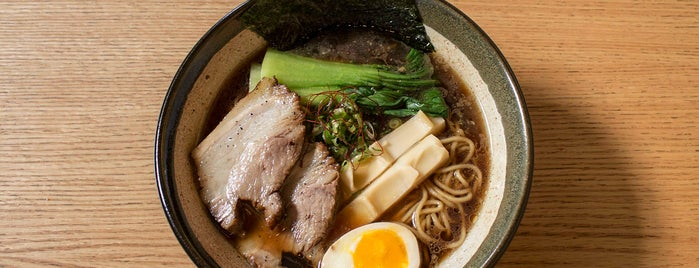 Hirá Ramen Izakaya is one of Lieux sauvegardés par Olivia.