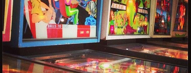 Village Arcade is one of Pinball Destinations.