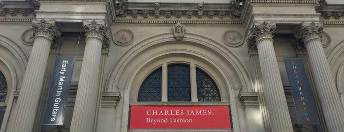 พิพิธภัณฑ์ศิลปะเมโทรโพลิทัน is one of New York City.