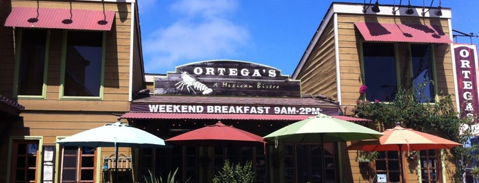 Ortega's, A Mexican Bistro is one of Hillcrest.