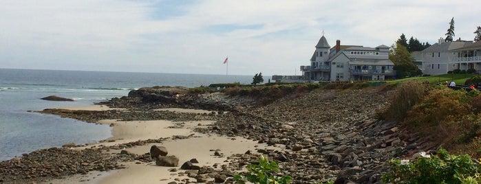 Beachmere Inn is one of Ogunquit Maine.