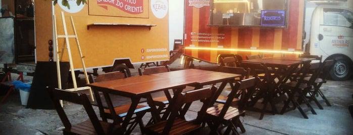 Black Bird Food Park is one of Tempat yang Disimpan Mariana.
