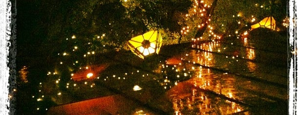 Shadowbrook is one of Most Romantic Restaurants.