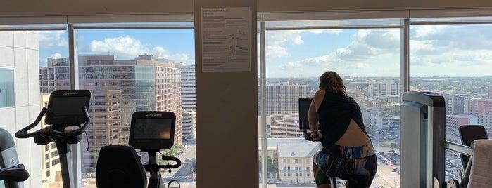 Westin Workout is one of Posti che sono piaciuti a Alexandra.