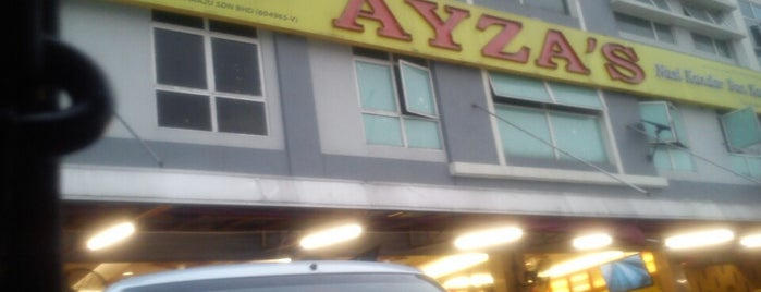 Restoran Nasi Kandar Ayza's is one of Lugares favoritos de Rapiszal.