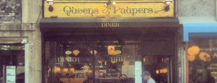Queens & Paupers is one of Lugares favoritos de Michelle.
