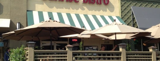 Sunrise Bistro is one of Walnut Creek lunch.