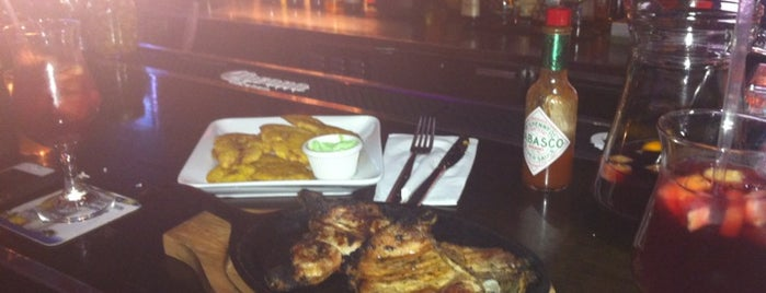 Parrilla Steakhouse is one of Gotta love Steak.