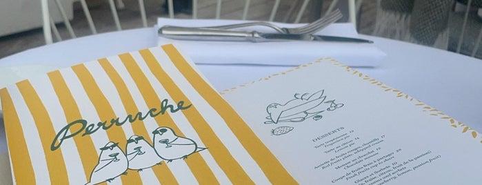 Perruche is one of Restaurants Paris.