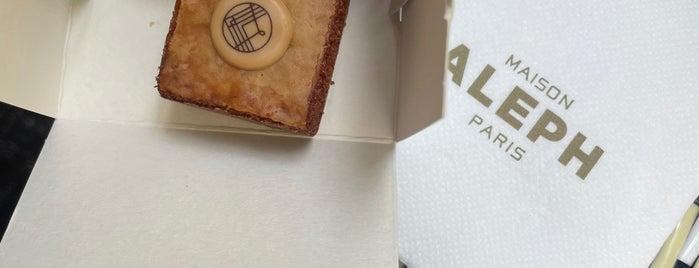 Maison Aleph is one of Restaurants Paris.