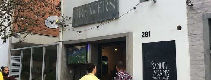 Brewers Stock is one of pinheiros.