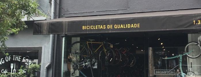 Ciclourbano is one of Locais curtidos por João.