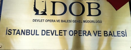İstanbul Devlet Opera ve Balesi is one of IZMIR & ISTANBUL - TURKEY.