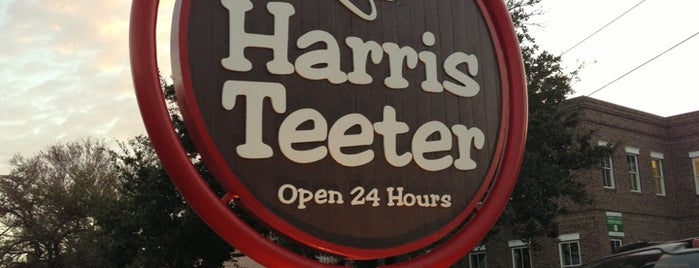 Harris Teeter is one of Heidi 님이 좋아한 장소.