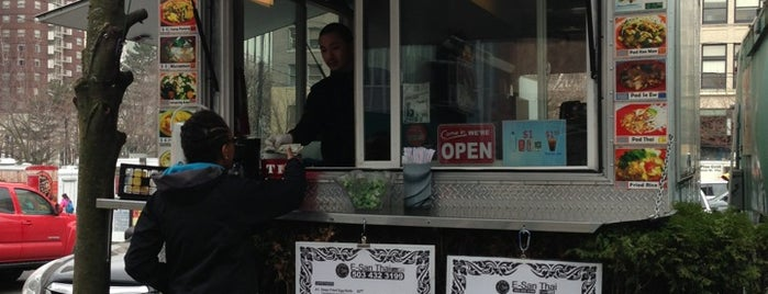 E-San Thai Food Cart is one of Guide to Portland's best spots.