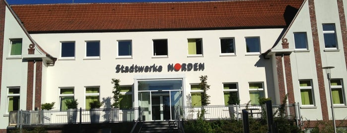 Stadtwerke Norden is one of Working places.