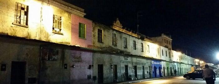 Calle de las Piñatas is one of Lieux qui ont plu à Rick.
