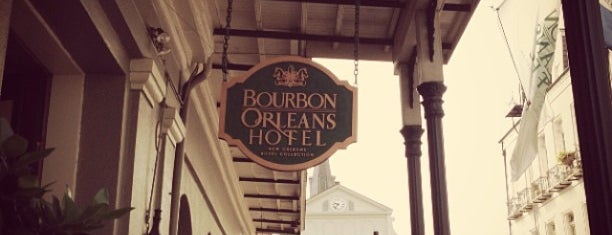 Bourbon Orleans Hotel is one of To Do New Orleans.