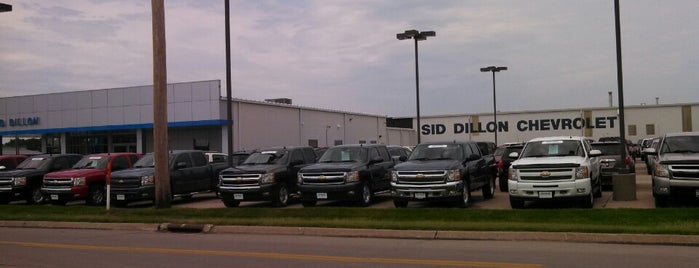 Sid Dillon Chevrolet of Fremont is one of Fun places.