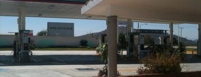 Gasolinera Zapata is one of Locais curtidos por Edgar.