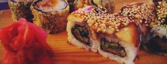 Sushi Room is one of Юля 님이 저장한 장소.