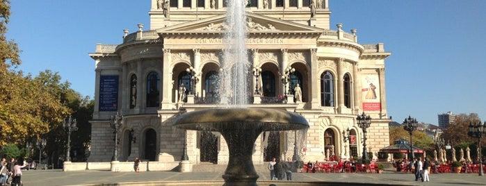 Alte Oper is one of Follow the Orient Express — Şark Ekspresi.