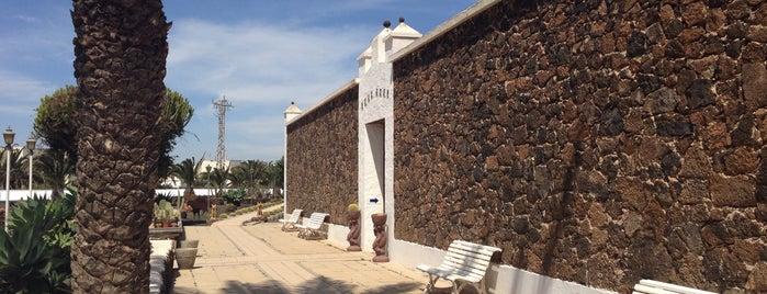 Centro de Arte Canario is one of Qué visitar en Fuerteventura.