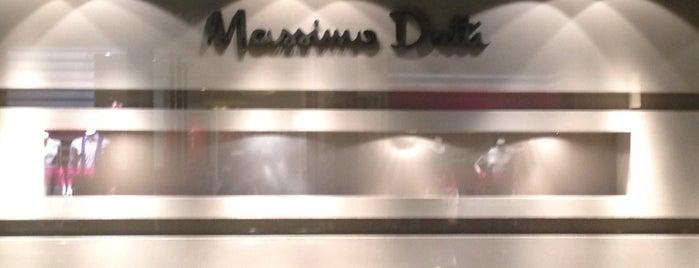 Massimo Dutti is one of Gespeicherte Orte von Muljo.