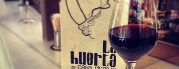 La Huerta de Casa Ricardo is one of Lugares para volver siempre.