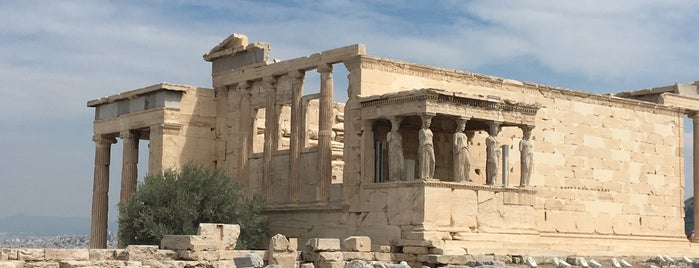 아테나 니케의 신전 is one of Athens: Main Sights.