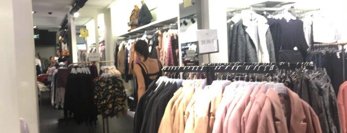 Pull&Bear is one of Tiendas de moda en Madrid.
