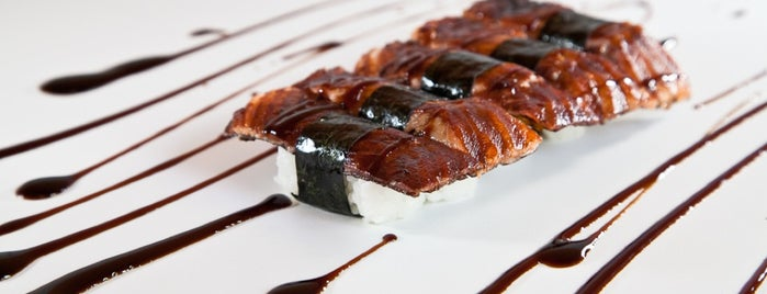 Shamô Sushi is one of Sushi in Porto Alegre.