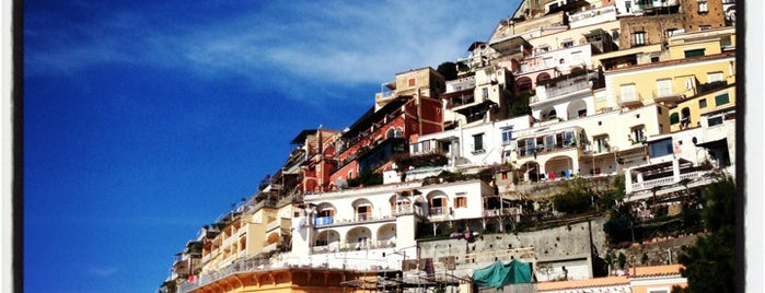 Porto di Positano is one of Posti salvati di Tiziana.